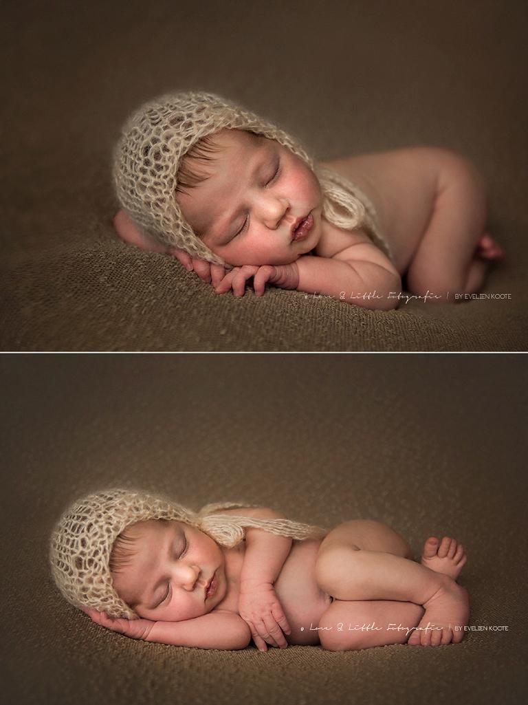 Newborn fotografie Tiel - Love & Little fotografie - Evelien Koote