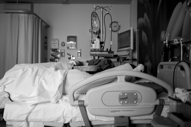 Geboortefotografie Tergooi Ziekenhuis Blaricum - Love & Little fotografie